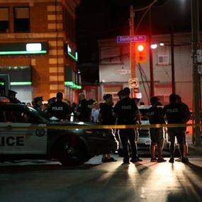 قتيلان وجرحى بإطلاق نار في تورونتو بكندا