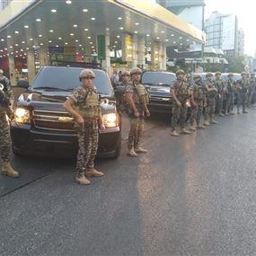امن الدولة اوقفت 9 اشخاص في ملف النافعة