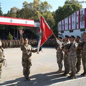المؤسسة العسكرية تخرّج عناصر من العسكريين الإناث