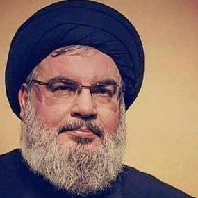 نصر الله: أحدهم عرض أن يبيع كليتَه وكليتَيْ إبنه وزوجته لتقديم المال للمقاومة!