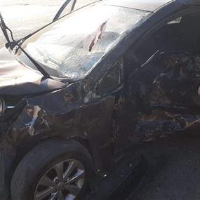 حادث سير في جبيل يُسفر عن سقوط 18 جريحاً