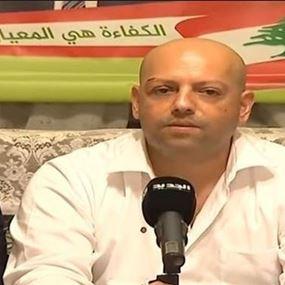 رجا الزهيري يطلق النار فوق دورية لإستقصاء بيروت!