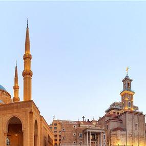 دار الفتوى وبكركي تبحثان منع عدوى كورونا بالمساجد والكنائس