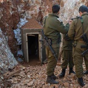 بالصور والفيديو: إسرائيل تكشف عن النفق الأهم لدى حزب الله