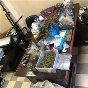 توقيف أحد كبار تجار المخدرات في بعبدات (صور)