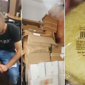 بالفيديو: دهم مستودعين في كسروان وتوقيف صاحبي الشركة و4 عمال