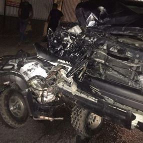 حادث صدم مروّع.. ابن الـ16 عاماً فارق الحياة ورفيقه في المستشفى