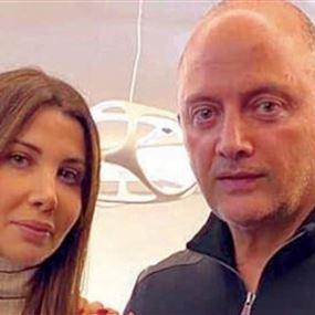 زوج نانسي عجرم يكشف سر إطلاقه 18 رصاصة على مقتحم منزلهما