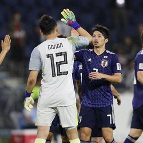 بالفيديو.. أهداف مباراة اليابان وإيران في كأس آسيا
