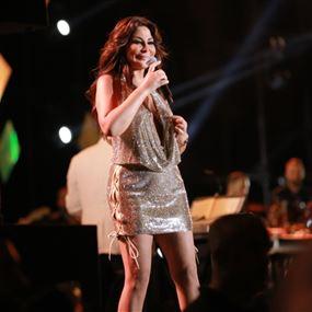 بالفيديو.. إليسا تفاجئ جمهورها في بيروت
