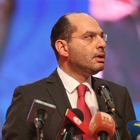 مراد ينفي استقالته: الاستقالة تهرب من المسؤولية
