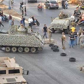 مخابرات الجيش تتسلم ملف أحداث خلدة