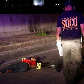 الرئيس الفلبيني للشرطة: اقتلوا المتورطين بالمخدرات حتى لو كان ابني