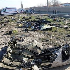 إيران تعترف بإسقاط الطائرة الأوكرانية بصاروخ