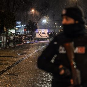 """""""تهديد إرهابي محتمل في إسطنبول"""""""