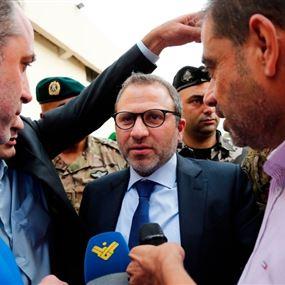 هكذا علق العدو الإسرائيلي على جولة باسيل مع السفراء الاجانب