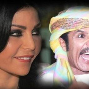 عبدالله بالخير: خبر زواجي بهيفا وهبي يلاقي رواجاً