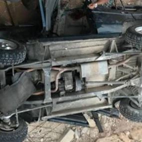 حادث سير يودي بحياة رئيس البلدية