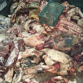 الفساد يطال اللحوم والألبان والأجبان