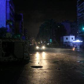 إصابة عسكريين نتيجة تعرّضهم لاعتداءات خلال تنفيذ مهمتهم
