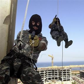 أبو خليل رئيس اخطر العصابات في قبضة قوى الامن