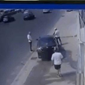 قتيل وجريح في حادث سير مروع على اوتوستراد الضبيّة