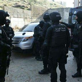 عملية أمنية للمجموعة الخاصة BRI في فيطرون