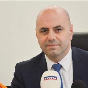 حاصباني ردا على جريصاتي: الامور الفاقعة حين يهدر وزير وقت القضاء
