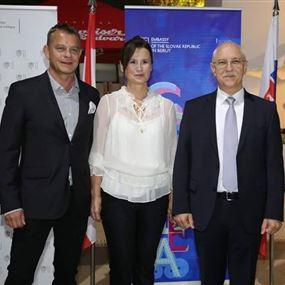 حفل لمناسبة مرور 100 عام على تأسيس إتحاد تشيكو - سلوفاكيا