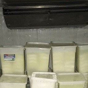 بالصورة: ضبط جبنة مهربة بقيمة 1650000 ليرة لبنانية