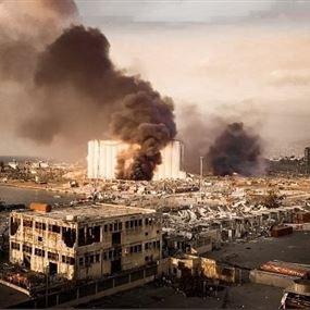 خبراء أسلحة: تفجير بيروت أشد من