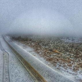 خرجوا برحلةٍ مدرسية فاحتجزتهم الثلوج!