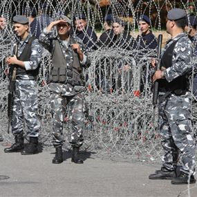 سلام على ضباط قوى الأمن.. مصيرهم بيد السياسيين!