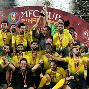 العهد اللبناني يصنع تاريخ كرة القدم اللبنانية