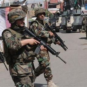 انفجار شهب بحري.. والجيش يوقف صاحب المحل