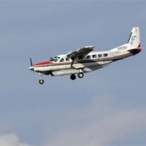 سقوط طائرة في دبي ووفاة ركابها الأربعة