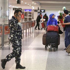 توقيف وزير سابق في مطار بيروت