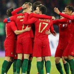 رونالدو يقلب تأخر البرتغال إلى فوز على مصر