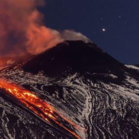 تحذير من بركان عظيم يهدد حياة 100 مليون شخص