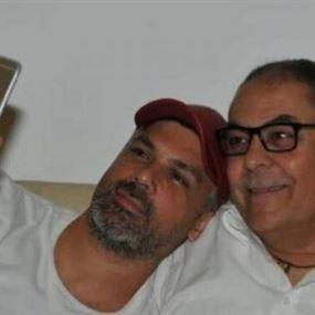 وفاة والد الفنان فارس كرم