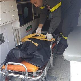 جثة داخل شقة في النبعة