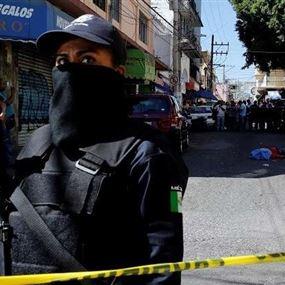 العثور على رأسين مقطوعين قُرب مكتب قناة في المكسيك