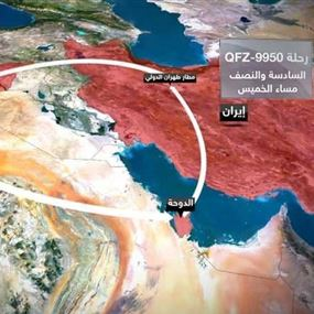 أسلحة ايرانية لحزب الله تحط في المواقع السرية قرب مطار بيروت!