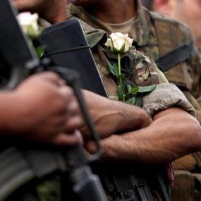 إصابة عنصر من الجيش في سوق صيدا