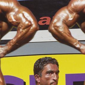 أمريكي يحقق رقما قياسيا كأكبر لاعب كمال أجسام