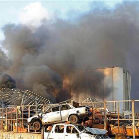 روسيا ترفض التعاون مع لبنان في تحقيقات انفجار مرفأ بيروت