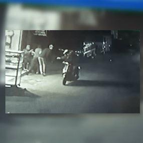 بالفيديو: محاولة اغتيال على طريقة المافيا الايطالية في حي السلم