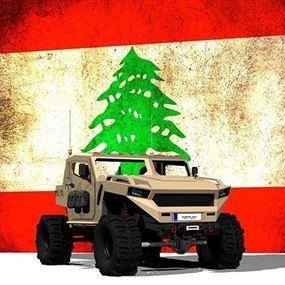 في هذا التاريخ.. إطلاق أول سيارة لبنانية الصنع رباعية الدفع!