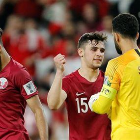 رئيس كوريا الجنوبية يفاجئ أمير قطر بشأن نتيجة مباراة كأس آسيا