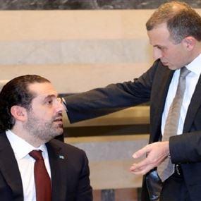 تفاصيل الإتفاق بين الحريري وباسيل